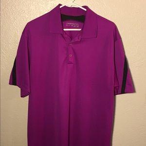 NIKE GOLF DRI-FIT Size L, Men's Shirt. Nice!!